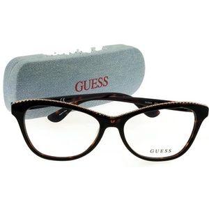Guess Accessories - Guess GU2624-052-55 Cat Eye Women's Eyeglasses